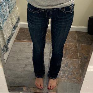 Hydraulic Jeans - Hydraulic Bailey Slim Boot Cut Jeans